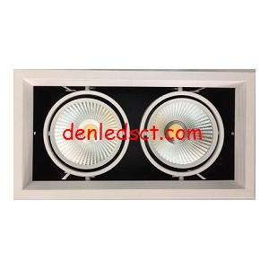 Den-LED-am-tran-Downlight-doi-dang-hop-14w