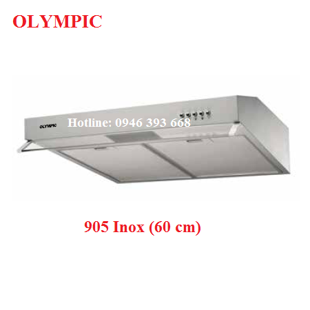 May-hut-khu-mui-OLYMPIC-905-Inox-60cm