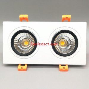 Den-LED-am-tran-Downlight-doi-COB-vo-trang-vien-den