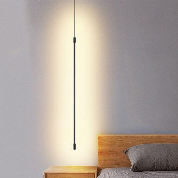 Đèn thả đầu giường